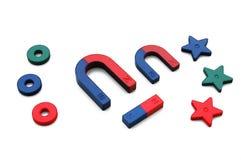 Magneten Lizenzfreies Stockbild
