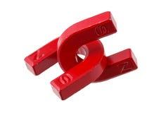 Magneten stock fotografie