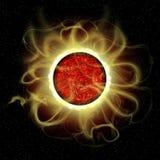 Magnetfält för sol` s