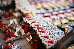 Magneti del frigorifero da Malta Fotografia Stock