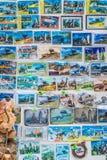 Magneti del frigorifero di Karpacz Immagine Stock Libera da Diritti