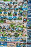 Magneti del frigorifero di Karpacz Fotografie Stock Libere da Diritti