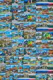 Magneti del frigorifero di Karpacz Fotografia Stock Libera da Diritti