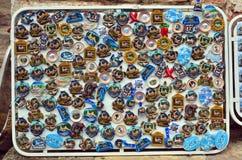 Magneti di Balchik Fotografia Stock Libera da Diritti