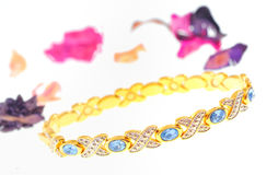 Magnetic Bracelet Royalty Free Stock Images