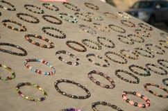 Magnetic bracelet display Stock Photography