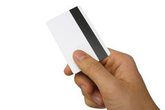 Magnetic card Stock Photos