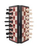 Magnetic chess Royalty Free Stock Image