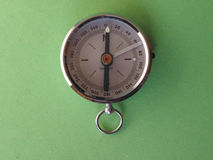 Magnetic compass tool Stock Photos