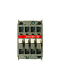 Magnetic contactor Stock Image