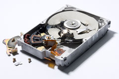 Magnetic disk Royalty Free Stock Photos