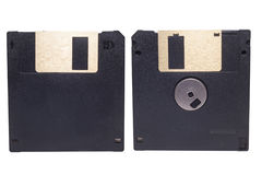 Magnetic floppy Stock Photos