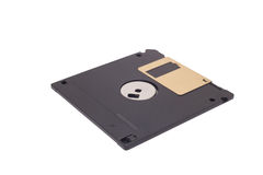 Magnetic floppy disc Stock Photos