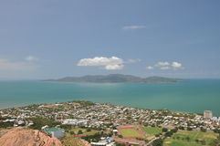 Magnetic Island and Townsville royalty free stock photo