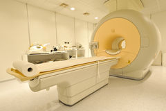 Magnetic Resonance Imager 02 Royalty Free Stock Images
