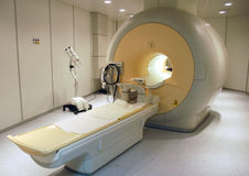 Magnetic resonance imaging Royalty-vrije Stock Foto