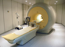Magnetic resonance imaging Stock Fotografie