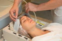 Magnetic resonance imaging royalty free stock image