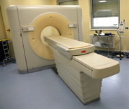 Magnetic resonance imaging scanner 09 royalty free stock photography