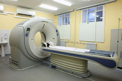 Magnetic Resonance Imaging Scanner Royalty Free Stock Image
