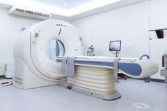 Magnetic resonance spectroscopy machine Stock Photo