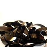 Magnetic tape reel Stock Photo