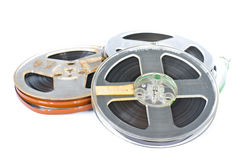 Magnetic tape Royalty Free Stock Image