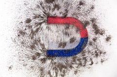 magnetico Fotografie Stock Libere da Diritti