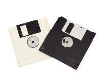Magnetische diskette Stock Afbeelding