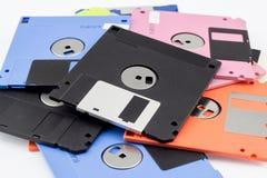 Magnetische diskette Royalty-vrije Stock Afbeelding
