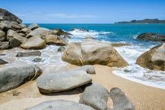 Magnetische Insel Australien Stockbild