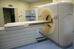 magnetisk resonansbildläsare för kopiering 10 arkivfoto
