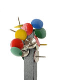 Magnetismo Imagen de archivo libre de regalías