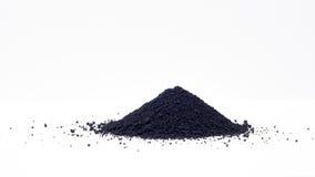 Magnetite οξείδιο σιδήρου (ΙΙ, ΙΙΙ) (Fe3O4) Στοκ φωτογραφία με δικαίωμα ελεύθερης χρήσης