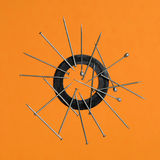 Magnetized pins Stock Images