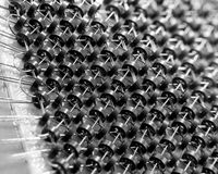 Magnetkernspeicher Stockfotografie