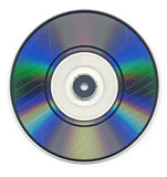 Magneto-optical disc Royalty Free Stock Photography