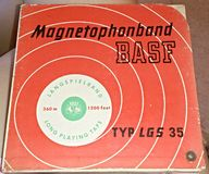 Magnetophonband Royalty Free Stock Photography