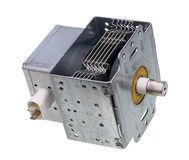Magnetron - the generator of  high requency waves Royalty Free Stock Photos