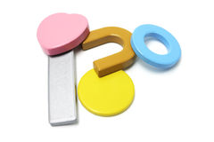 Magnets Stock Images