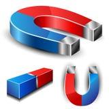 Magnetset Lizenzfreie Stockfotografie