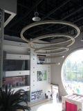 Magnetto购物中心(内部) -赖普尔 免版税库存图片