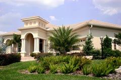 magnificant nowego domu Zdjęcie Royalty Free