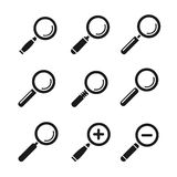 Magnification  clipart Stock Photos