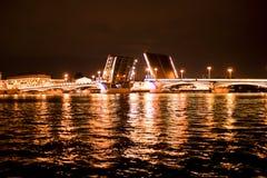 Magnificencia de la noche Foto de archivo