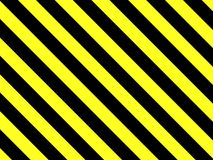 Magnificent background with black and yellow stripes stock illustration