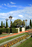 Magnificent Bahai garden Royalty Free Stock Photos