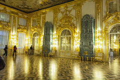 The magnificent ballroom Royalty Free Stock Photography
