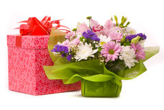 Magnificent bouquet Royalty Free Stock Photo