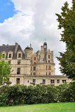 Magnificent Chateau Chambord in Loire Valley, France Stock Photos